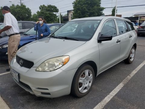 Pre-Owned 2003 Toyota Matrix