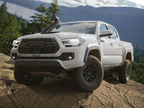 Toyota Tacoma TRD Off Road Double Cab 5' Bed V6 AT (Natl)