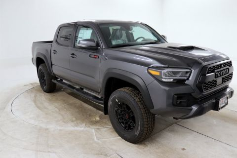 Toyota Tacoma TRD Pro Double Cab 5' Bed V6 AT (Natl)